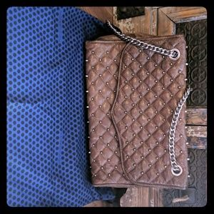 Rebecca Minkoff Quilted Studded Bag